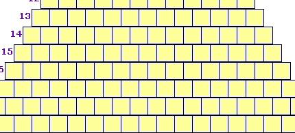 рекордна енигматична пирамида